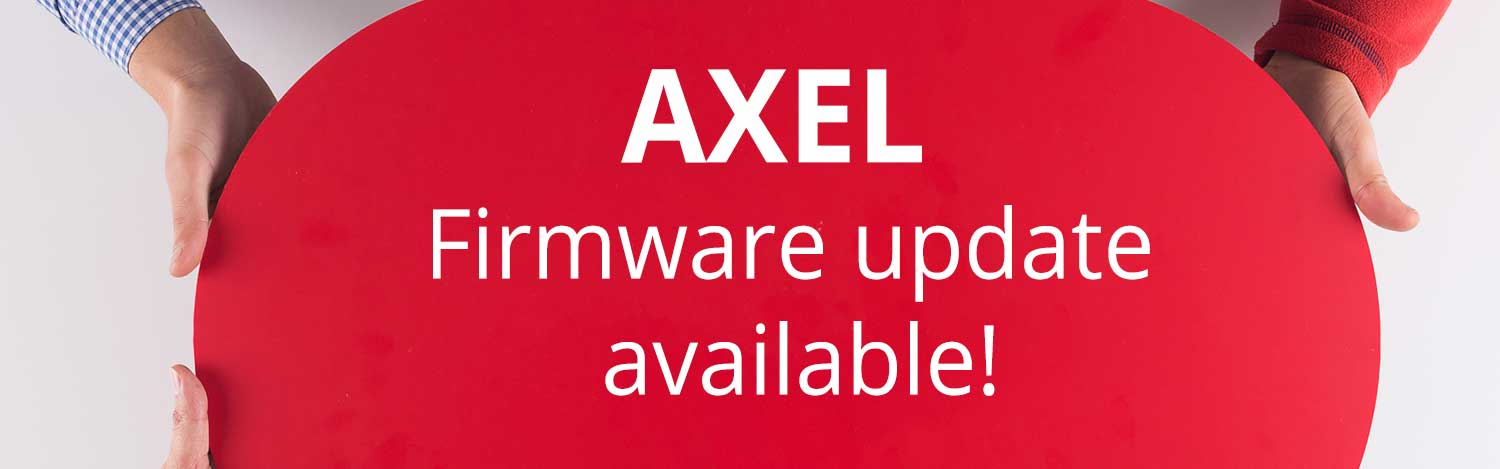 axel-firmware-update-uk