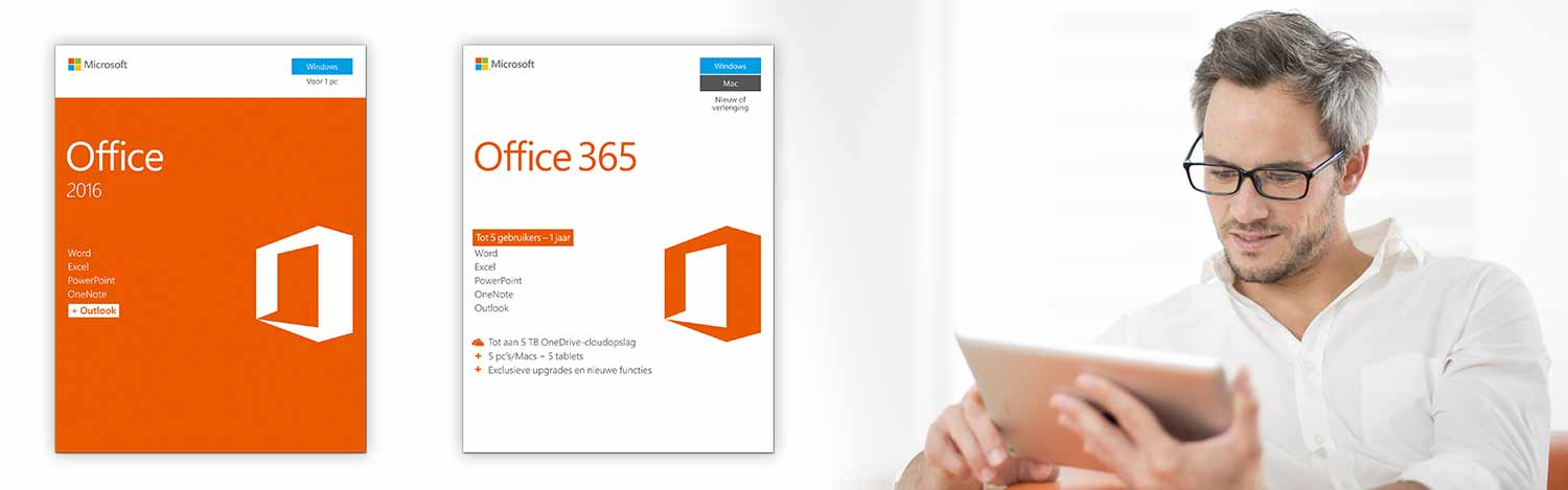 Microsoft Office 2016 VS Office 365