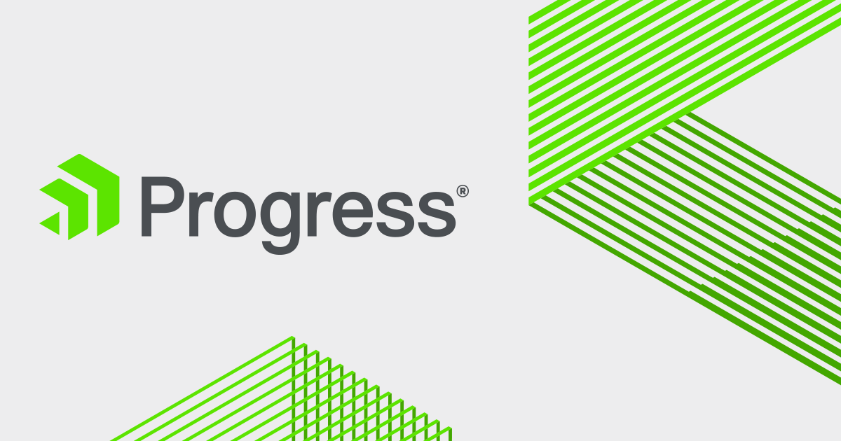 Progress - For All IT