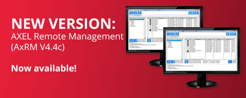 Axel Remote Management (AxRM v4)